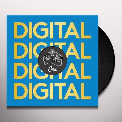 Caliban DIGITAL REGGAE Vinyl Record