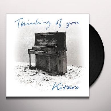 Kitaro THINKING OF YOU Vinyl Record
