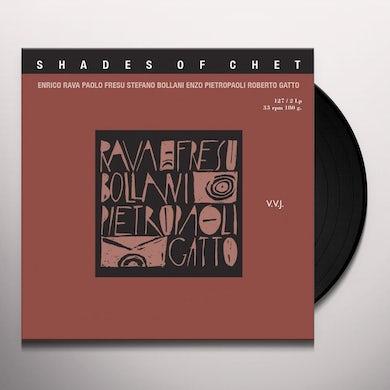 Enrico Rava / Paolo Fresu SHADES OF CHET Vinyl Record