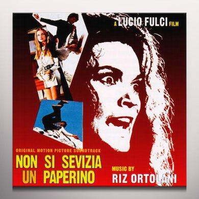 Riz Ortolani NON SI SEVIZIA UN PAPERINO / Original Soundtrack Vinyl Record