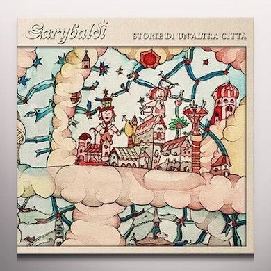 Garybaldi STORIA DI UN'ALTRA CITTA Vinyl Record