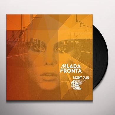 MLADA FRONTA NIGHT RUN Vinyl Record
