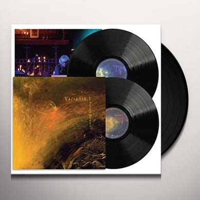 Richard Barbieri VARIANTS 1+2 Vinyl Record