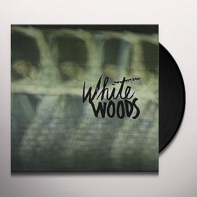White Woods BIG TALKING Vinyl Record