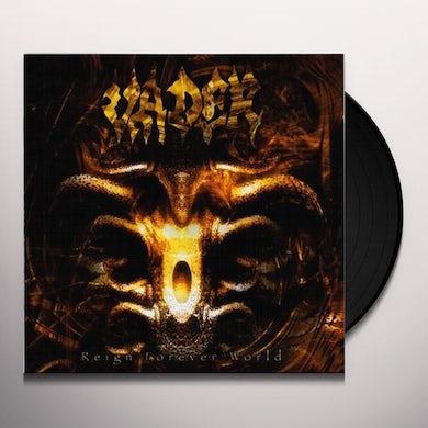 Vader REIGH FOREVER Vinyl Record