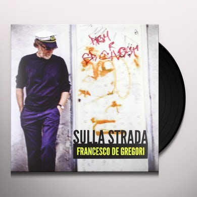 Francesco De Gregori SULLA STRADA Vinyl Record