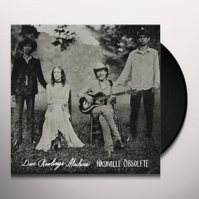 Dave Rawlings NASHVILLE OBSOLETE Vinyl Record