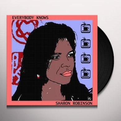 EVERYBODY KNOWS Vinyl Record