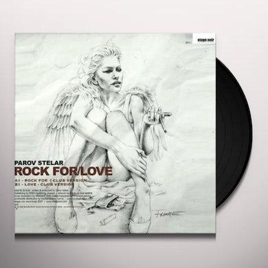 Parov Stelar ROCK FOR/LOVE Vinyl Record