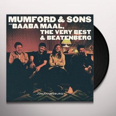 Johannesburg Vinyl Record