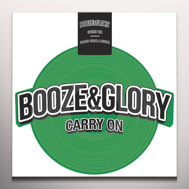 Booze & Glory CARRY ON Vinyl Record