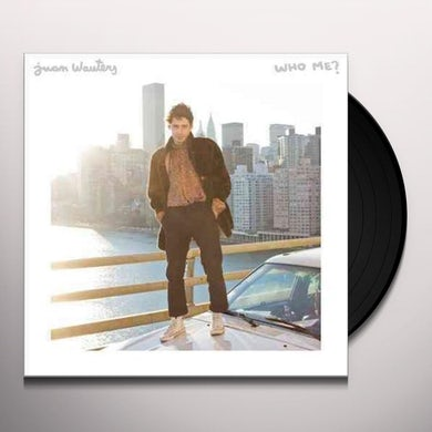 Juan Wauters WHO ME Vinyl Record