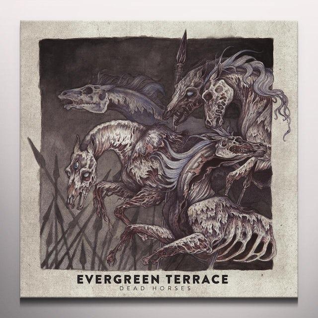 Evergreen Terrace DEAD HORSES Vinyl Record