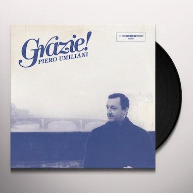 GRAZIE! Vinyl Record