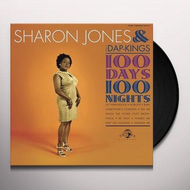 Sharon Jones & The Dap-Kings 100 Days, 100 Nights Vinyl Record