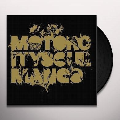 Motorcitysoul MANGO Vinyl Record - UK Release