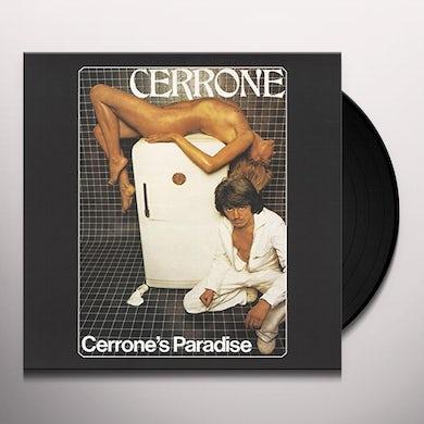 CERRONE'S PARADISE Vinyl Record
