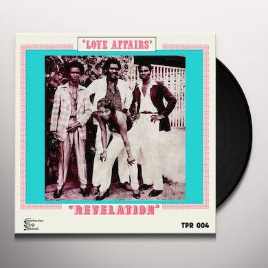 Revelation LOVE AFFAIRS Vinyl Record