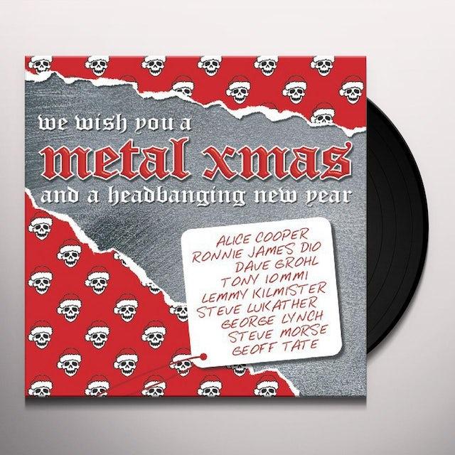 Metal Xmas / Various Vinyl Record