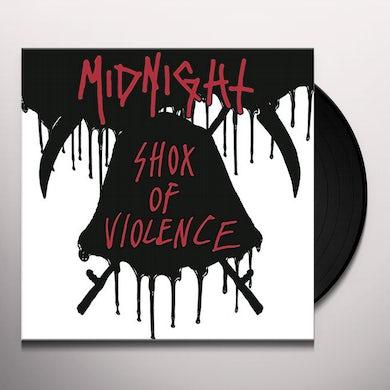 Midnight SHOX OF VIOLENCE Vinyl Record
