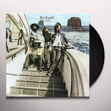 The Byrds UNTITLED Vinyl Record