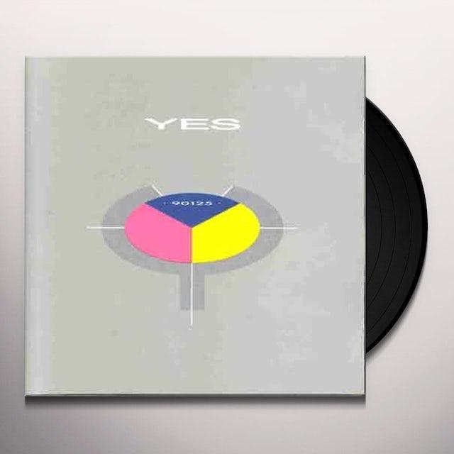 Yes 90125 Vinyl Record