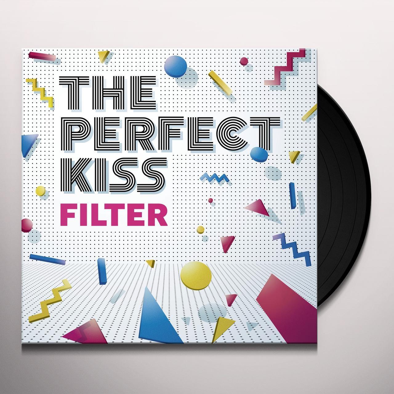 Perfect Kiss FILTER Vinyl Record