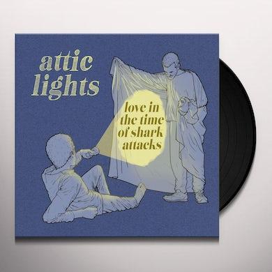 Attic Lights LOVE IN THE TIME OF SHARK ATTACKS Vinyl Record