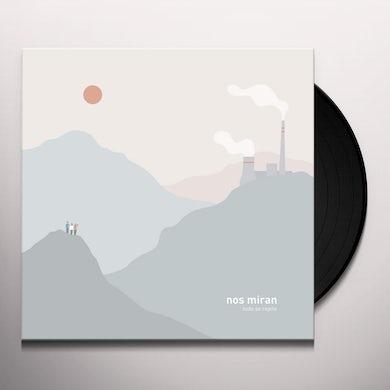 Nos Miran TODO SE REPITE Vinyl Record