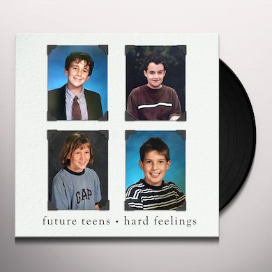 Future Teens Hard Feelings (Limited Edition Animated Picture Disc) Vinyl Record