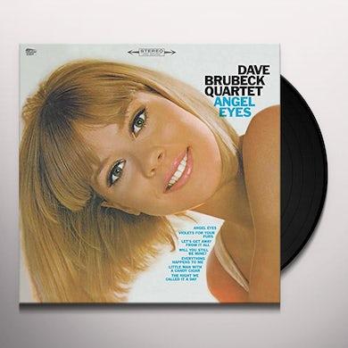 Dave Brubeck ANGEL EYES Vinyl Record