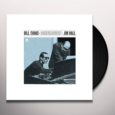 Bill Evans UNDERCURRENT (BONUS TRACKS) Vinyl Record - 180 Gram Pressing