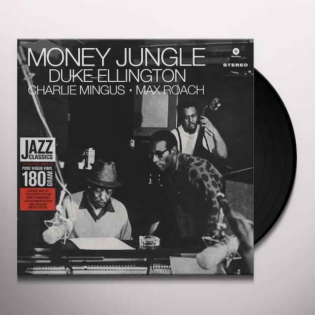 Duke Ellington MONEY JUNGLE (BONUS TRACKS) Vinyl Record - 180 Gram Pressing