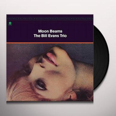 Bill Evans Trio MOONBEAMS (BONUS TRACK) Vinyl Record - 180 Gram Pressing
