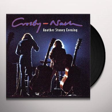 Crosby & Nash ANOTHER STONEY EVENING Vinyl Record