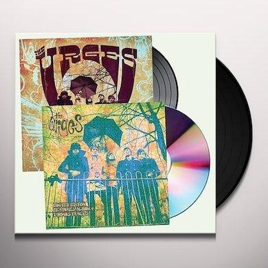 Urges PSYCH WARD Vinyl Record