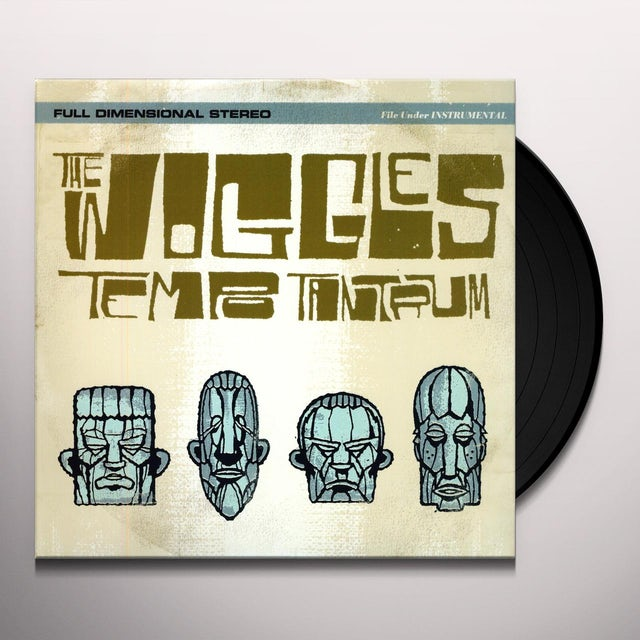 The Woggles TEMPO TANTRUM Vinyl Record