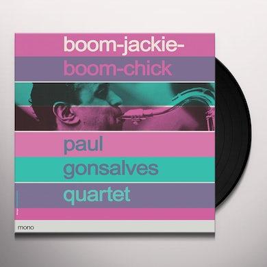 Paul Gonsalves BOOM-JACKIE-BOOM-CHICK Vinyl Record