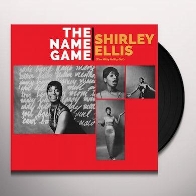 Shirley Ellis NAME GAME Vinyl Record