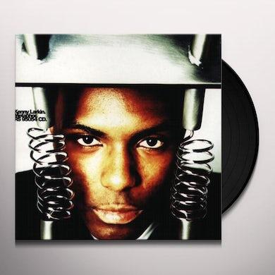 Kenny Larkin METAPHOR Vinyl Record