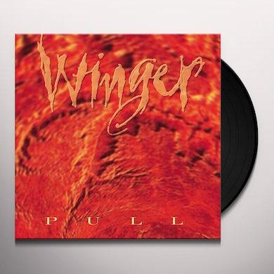 Winger PULL Vinyl Record