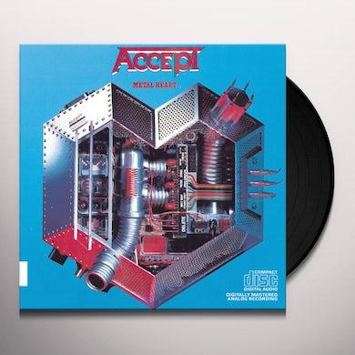 Accept METAL HEART Vinyl Record