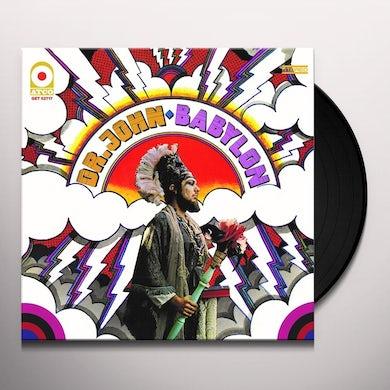 BABYLON Vinyl Record