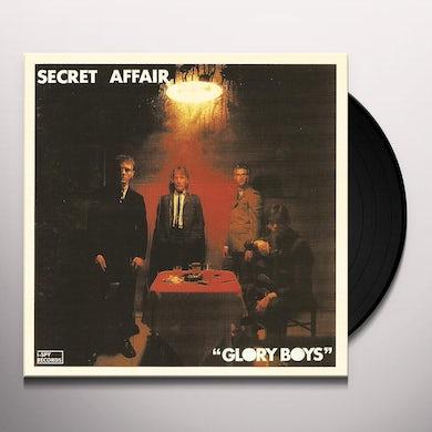 GLORY BOYS Vinyl Record