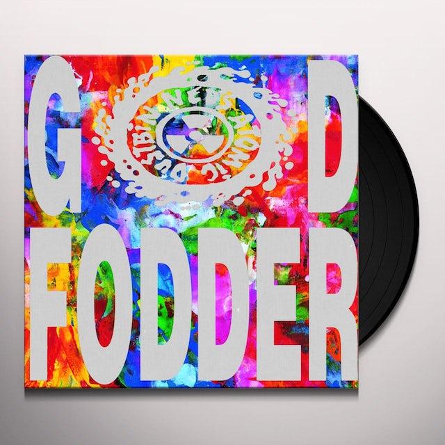 Ned's Atomic Dustbin GOD FODDER Vinyl Record