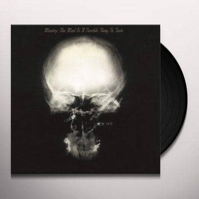 Ministry MIND IS A TERRIBLE THING TO TASTE Vinyl Record