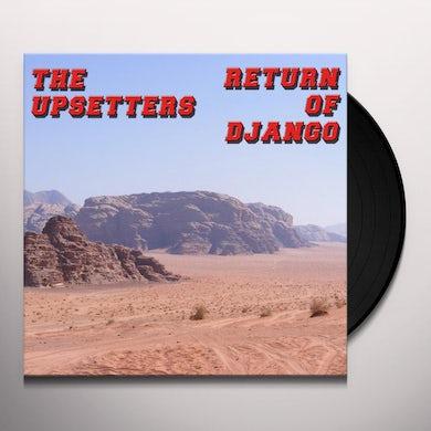 RETURN OF DJANGO Vinyl Record