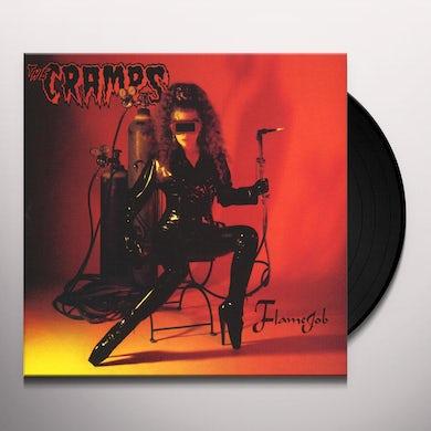 FLAMEJOB Vinyl Record