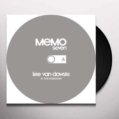 Lee Van Dowski BOBSLEIGH Vinyl Record