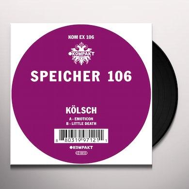 Kolsch SPEICHER 106 Vinyl Record
